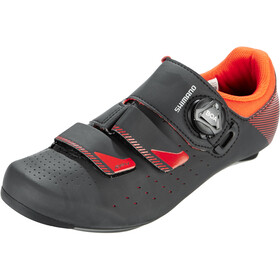 Shimano SH-RP400 Zapatillas, black/orange red